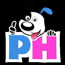 Circle Logo Powderhound