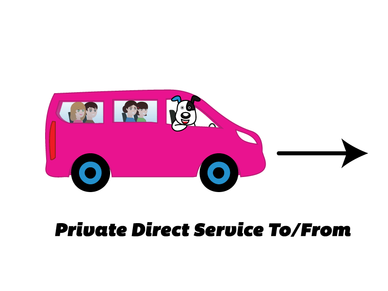 Private Van To
